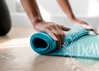 Take time for fitness exercise routines