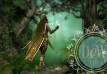 "mystic image of robin hood in greenwood depicts our story of an oral surgeon ""girl in a boy's world"