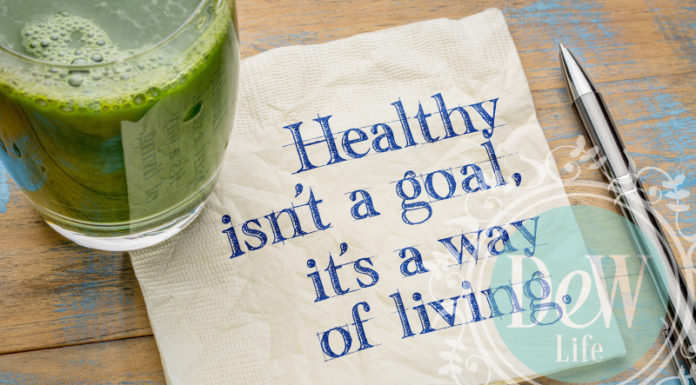 Commit today to getting healthy!