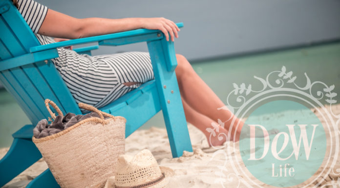 stock image depicting relaxing travel at beach
