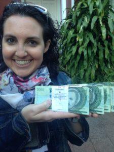 Dr. Julie Kellogg in Paraguay