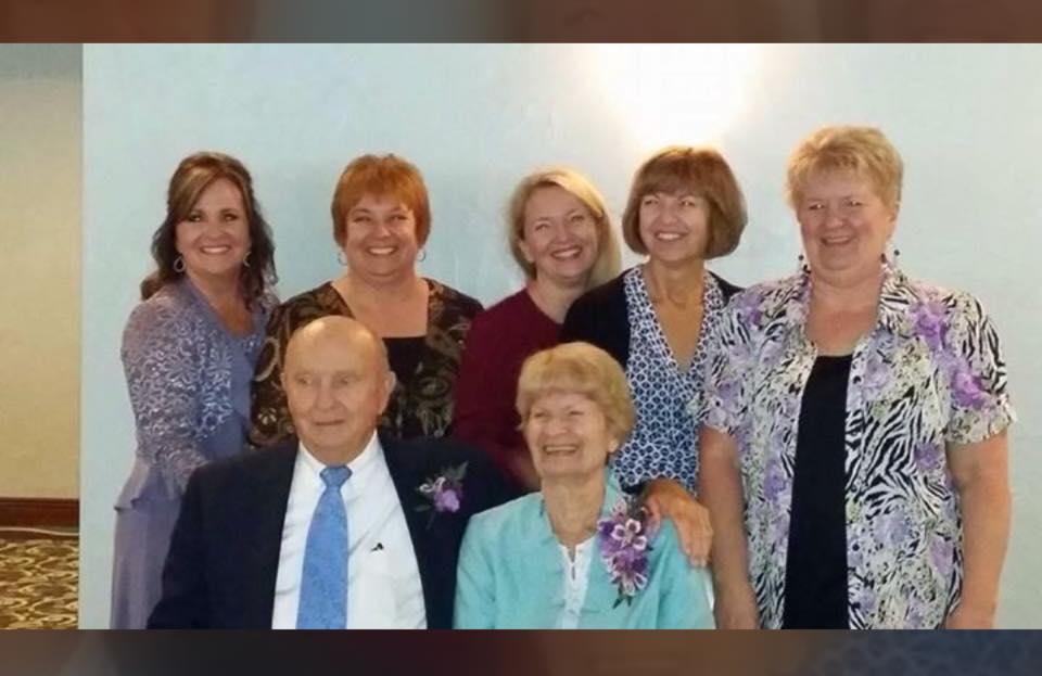 Mary Beth Bajornas' family