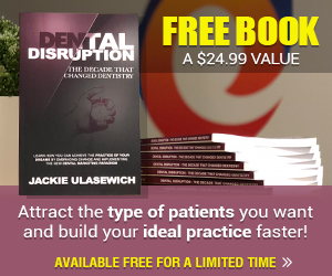 Dental Disruption Book Ad
